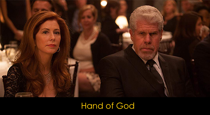 Amazon Prime Dizileri - Hand of God