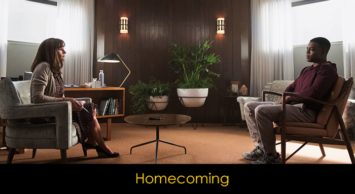 Amazon Prime Dizileri - Homecoming