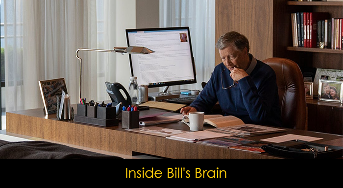 Netflix Belgeselleri - Inside Bill's Brain