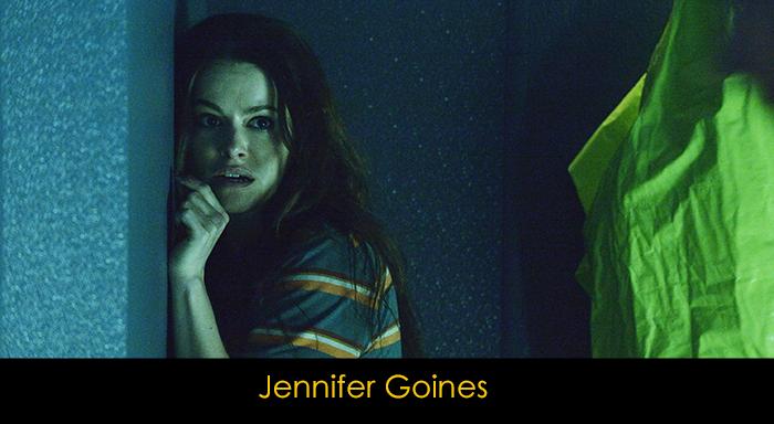 12 Monkeys Dizisi Oyuncuları - Jennifer Goines