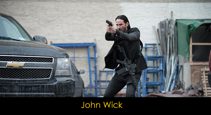 İntikam Filmleri - John Wick