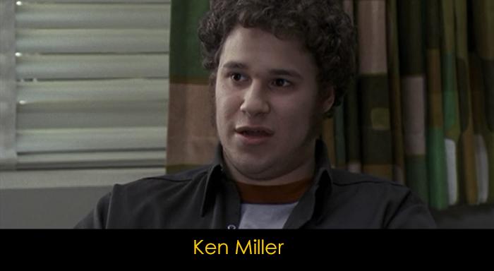 Freaks and Geeks Oyuncuları - Ken Miller