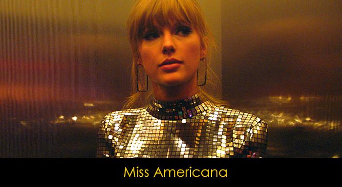 Netflix Belgeselleri - Miss Americana
