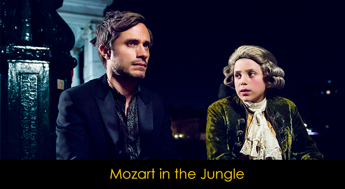 Amazon Prime Dizileri - Mozart in the Jungle
