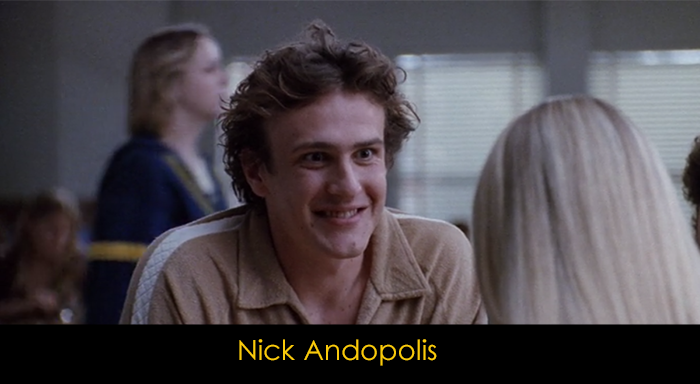 Freaks and Geeks Oyuncuları - Nick Andopolis
