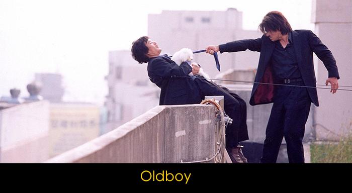 İntikam Filmleri - Oldboy