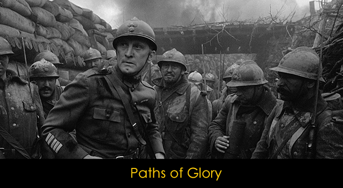 Stanley Kubrick Filmleri - Paths of Glory