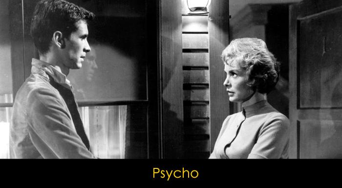 En İyi Filmler - Psycho