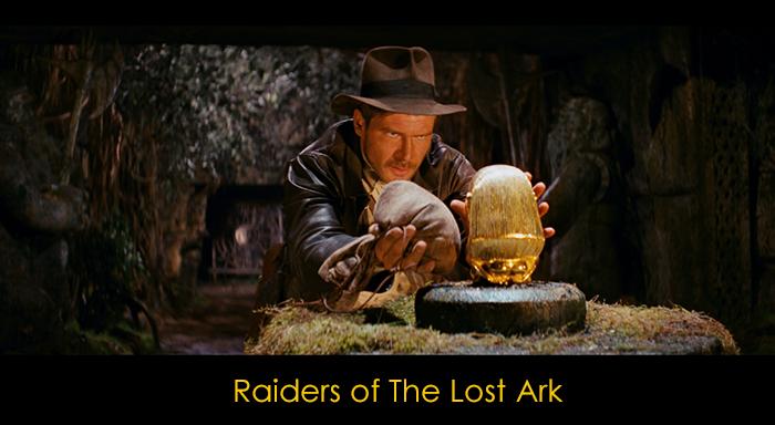 En İyi Filmler - Raiders of the Lost Ark