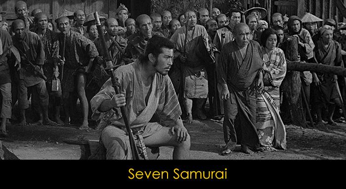 En İyi Filmler - Seven Samurai
