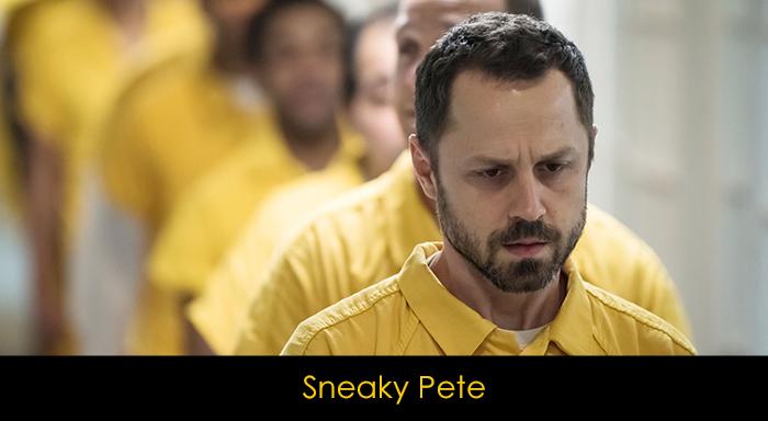 Amazon Prime Dizileri - Sneaky Pete