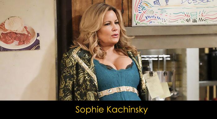 2 Broke Girls Dizisi Oyuncuları - Sophie Kachinsky
