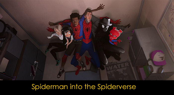 Süper Kahraman Filmleri - Spiderman into the Spiderverse