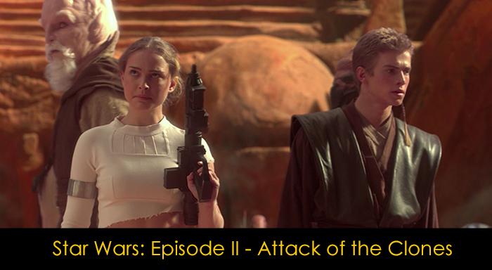 Star Wars İzleme Sırası - Star Wars Episode II