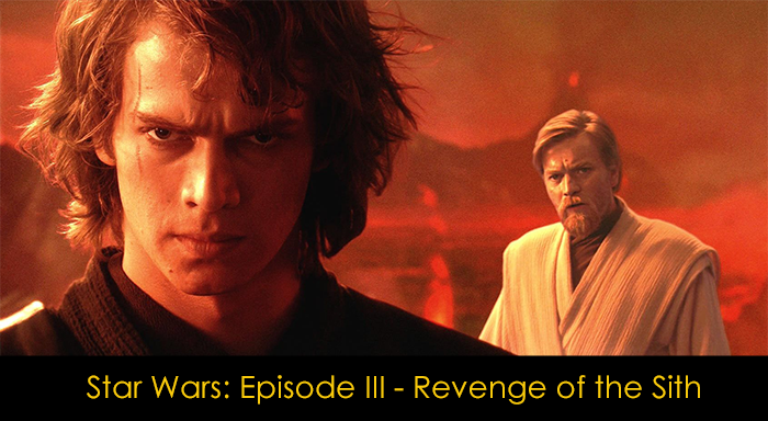 Star Wars İzleme Sırası - Star Wars Episode III