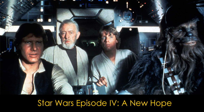Star Wars İzleme Sırası - Star Wars A New Hope