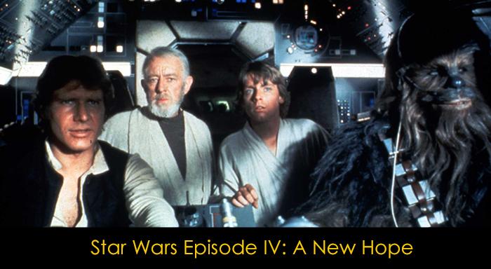 Star Wars İzleme Sırası - Star Wars A New Hope