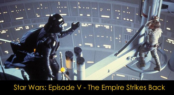 Star Wars İzleme Sırası - Star Wars Episode V