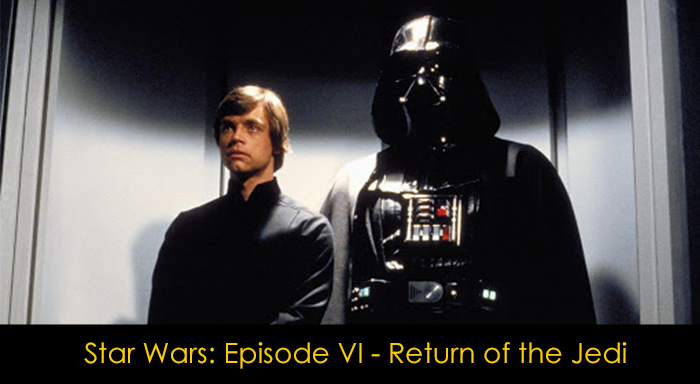 Star Wars İzleme Sırası - Star Wars Episode VI
