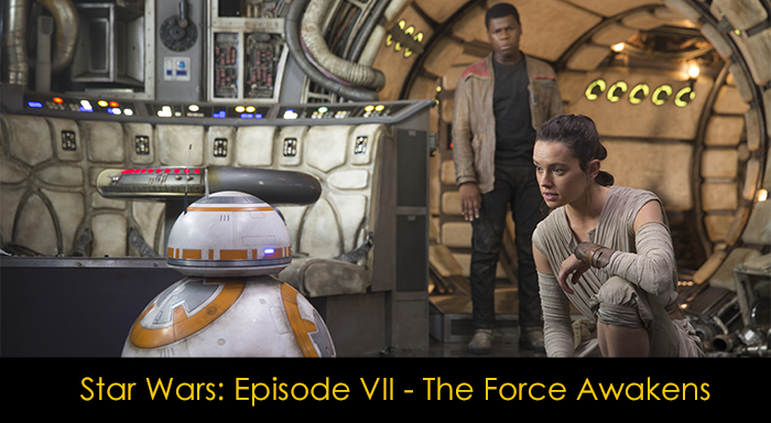 Star Wars İzleme Sırası - The Force Awakens