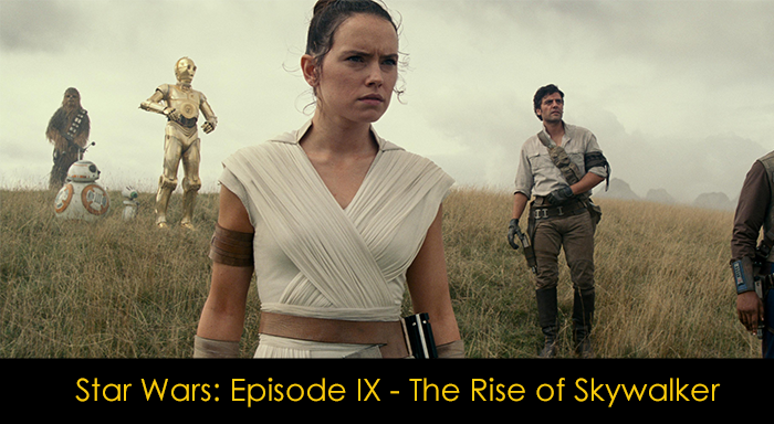 Star Wars İzleme Sırası - The Rise of Skywalker
