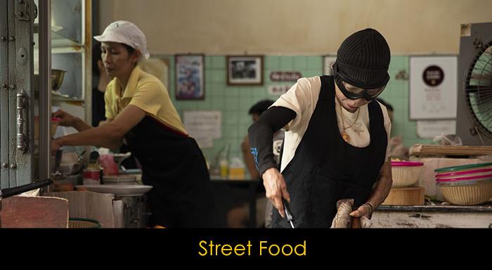 Netflix Belgeselleri - Street Food