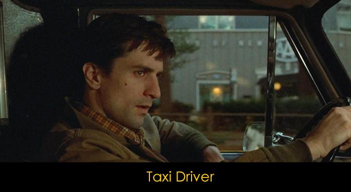 En İyi Filmler - Taxi Driver