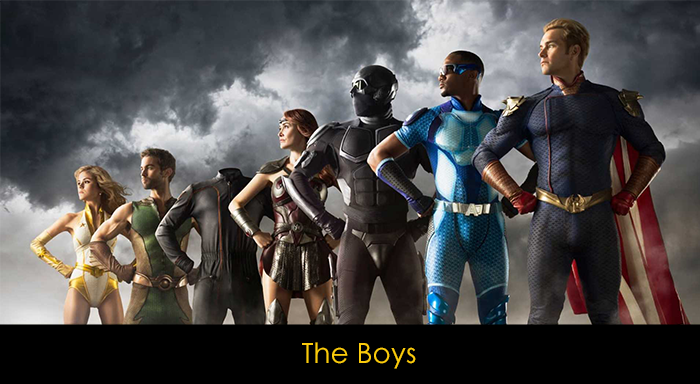 Amazon Prime Dizileri - The Boys