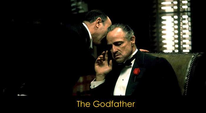En İyi Filmler - The Godfather