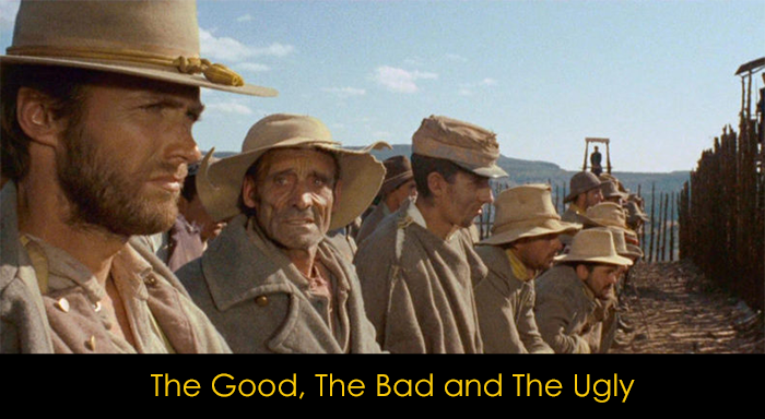 En İyi Filmler - The Good, The Bad and the Ugly