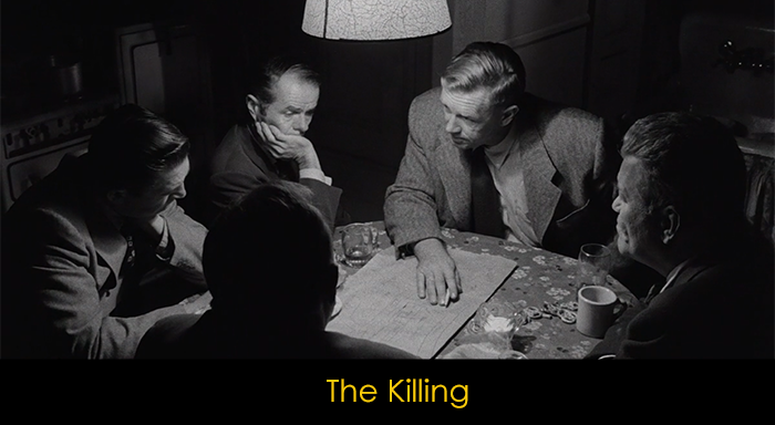 Stanley Kubrick Filmleri - The Killing