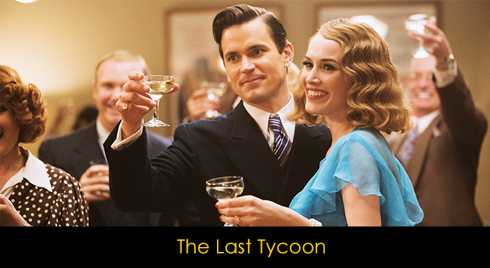 Amazon Prime Dizileri - The Last Tycoon