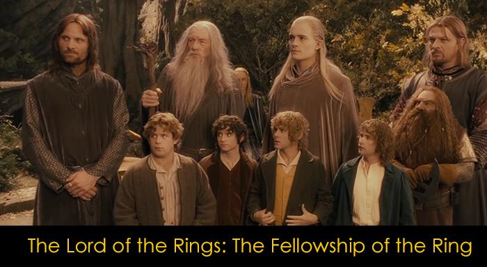 En İyi Filmler - Lord of the Rings