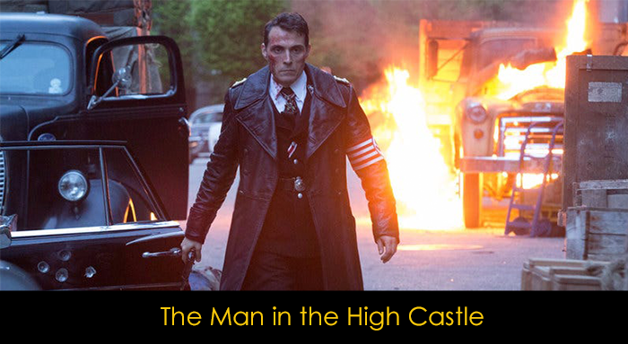 Amazon Prime Dizileri - The Man in the High Castle