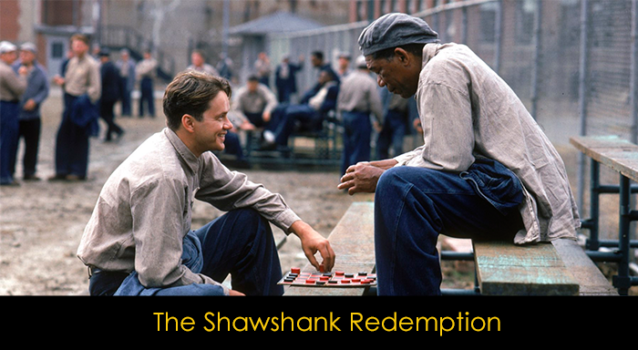 En İyi Filmler - The Shawshank Redemption