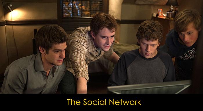 En İyi Filmler - The Social Network