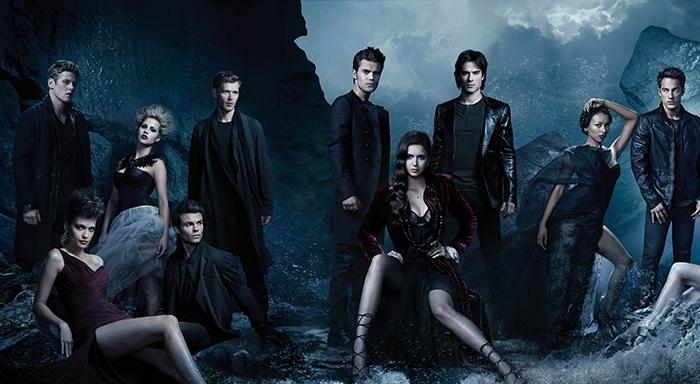 The Vampire Diaries Oyuncuları