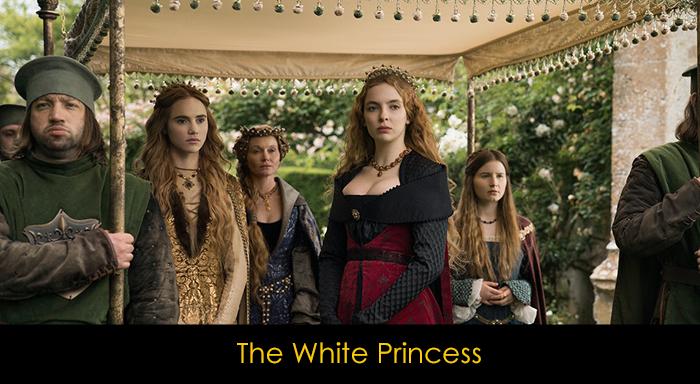 En İyi Mini Diziler - The White Princess