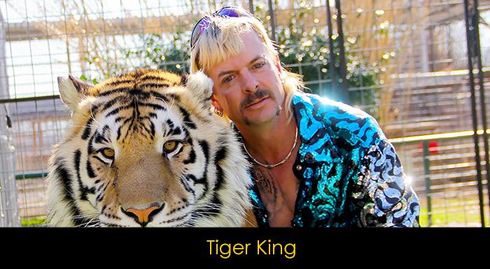 Netflix Belgeselleri - Tiger King