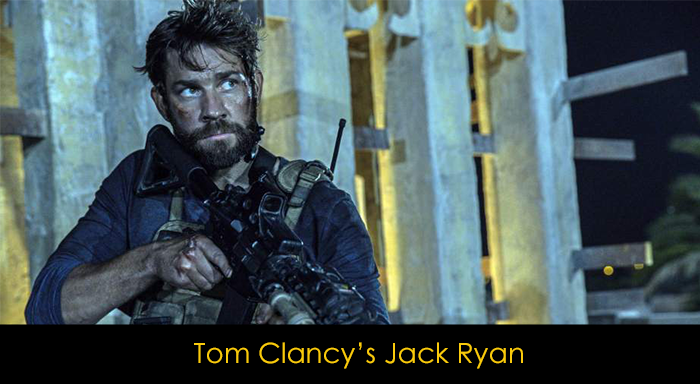 Amazon Prime Dizileri - Tom Clansy's Jack Ryan