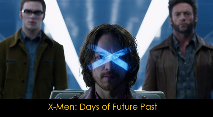 Süper Kahraman Filmleri - X-Men: Days of Future Past