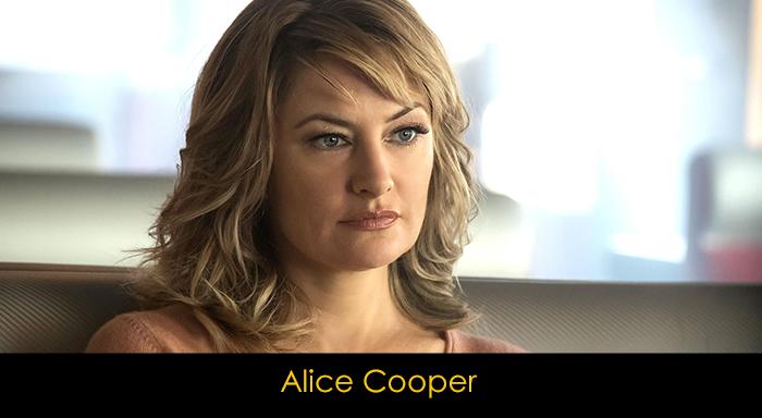 Riverdale Dizisi Oyuncuları - Alice Cooper