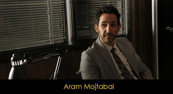 The Blacklist Dizisi Oyuncuları - Aram Mojtabai