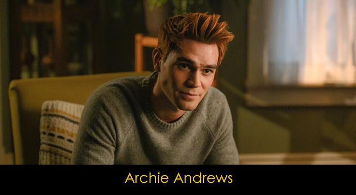 Riverdale Dizisi Oyuncuları - Arcihe Andrews