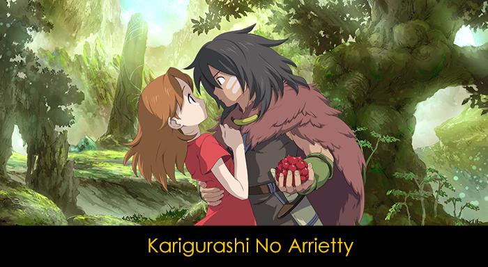 Hayao Miyazaki Filmleri - Aşırıcılar