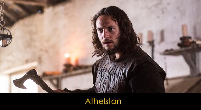 Vikings Dizisi Oyuncuları - Athelstan