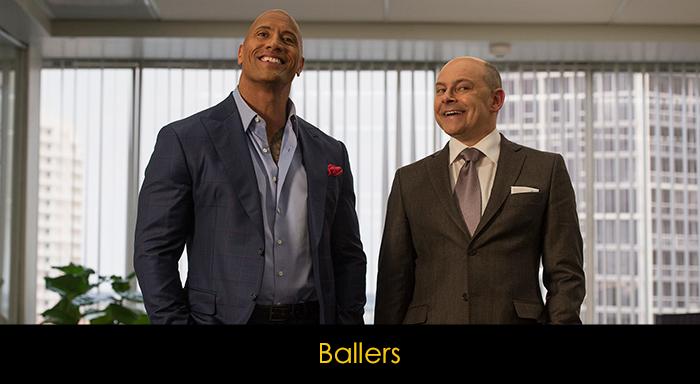 En İyi HBO Dizileri - Ballers