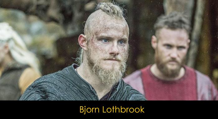Vikings Dizisi Oyuncuları - Bjork Lothbrok