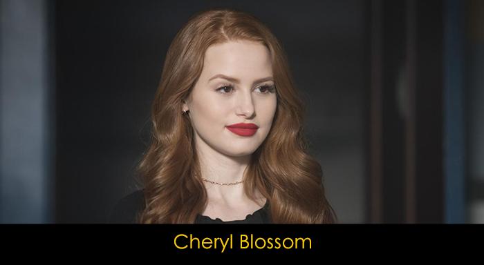 Riverdale Dizisi Oyuncuları - Cheryl Blossom