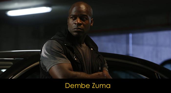 The Blacklist Dizisi Oyuncuları - Dembe Zuma